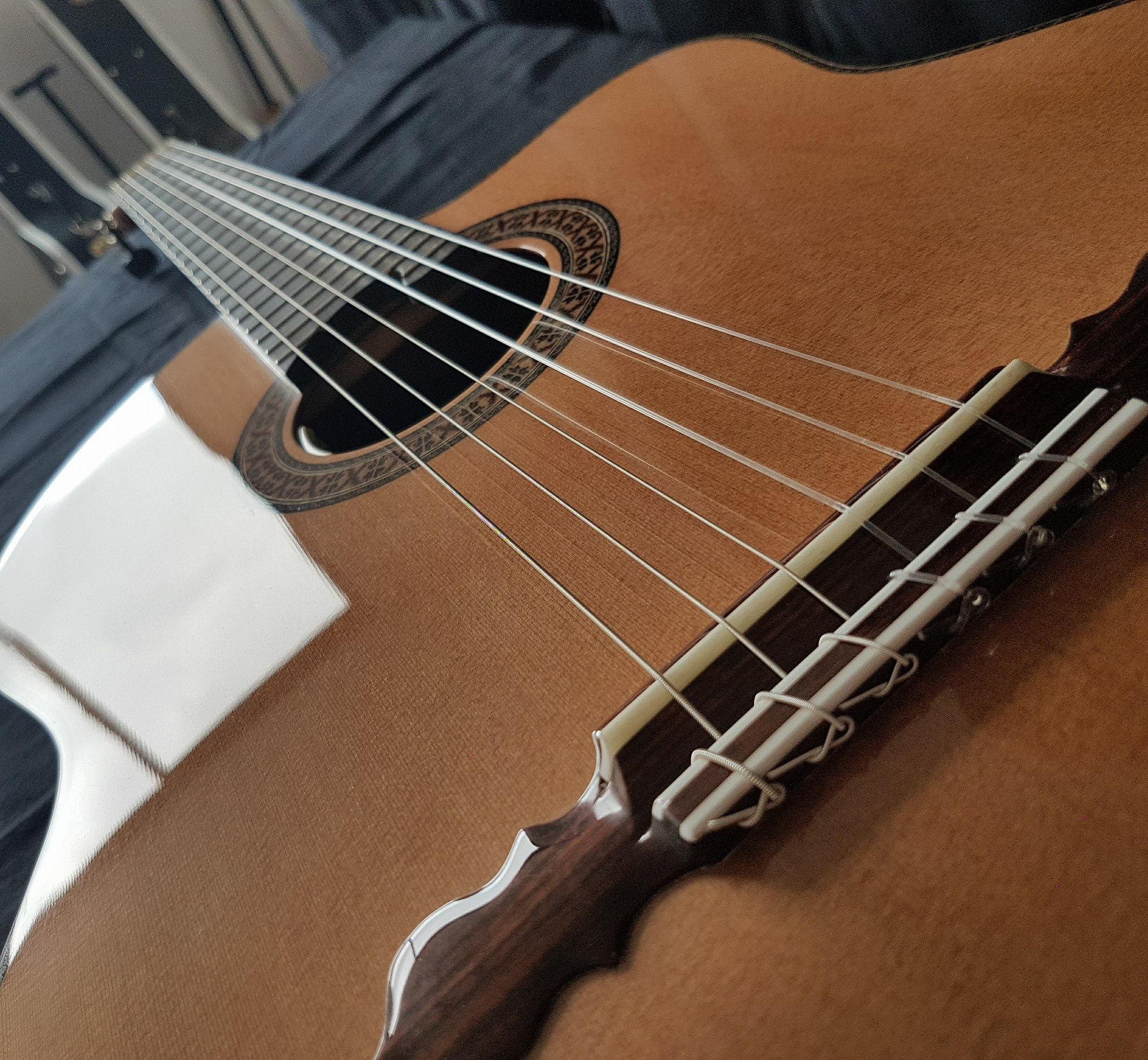 Guitarra Chiliquinga